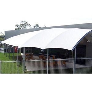 Tenda Membrane Kanopi Murah
