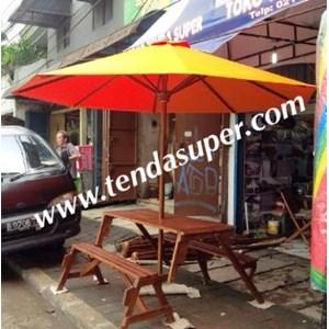 Dari Tenda Payung Jati 0
