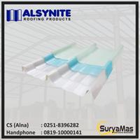 Atap Fiberglass Alsynite XRP Lite 1.5 mm