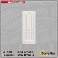 Pintu Angzdoor Molded Panel Series Ekonomi tipe 2M