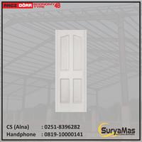 Pintu Angzdoor Molded Panel Series Ekonomi tipe 4B