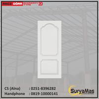 Pintu Angzdoor Molded Panel Series Ekonomi tipe 2D