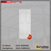 Pintu Angzdoor Molded Panel Series Ekonomi tipe 4A