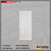 Pintu Angzdoor Molded Panel Series Ekonomi tipe 4