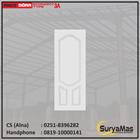 Pintu Angzdoor Molded Panel Series Ekonomi tipe 3A 1