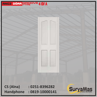 Pintu Angzdoor Molded Panel Series Groove tipe 4 GV A