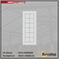 Pintu Angzdoor Molded Panel Series Groove tipe 12