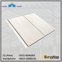 Golden Plafon PVC tipe GP09
