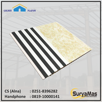 Golden Plafon PVC tipe GP11