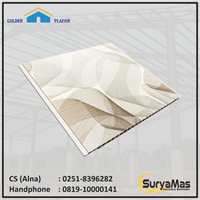 Golden Plafon PVC tipe GP14