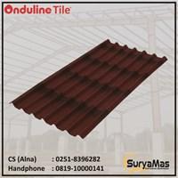 Atap Bitumen Onduline Tile 3 mm 1