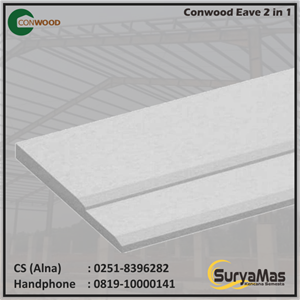 Conwood Eave 2 In 1