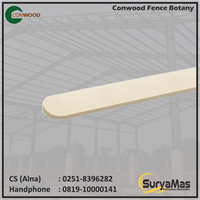 Conwood Fence 4 Botany 1 M