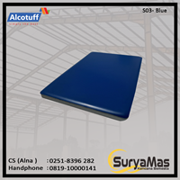 Aluminium Composite Panel S 03 Blue