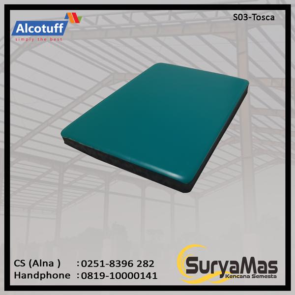 Aluminium Composite Panel S 03 Tosca