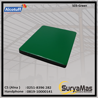 Aluminium Composite Panel S 03 Green