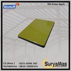 Aluminium Composite Panel S 03 Green Apple 1