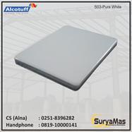 Aluminium Composite Panel S 03 Pure White