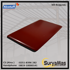 Aluminium Composite Panel S 05 Burgundy 1