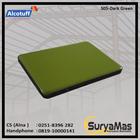 Aluminium Composite Panel S 05 Dark Green 1