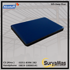 Aluminium Composite Panel S 05 Deep Blue 1