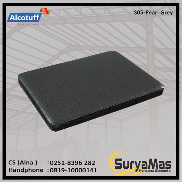 Aluminium Composite Panel S 05 Pearl Grey