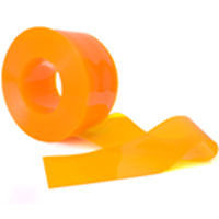 PVC Curtai Kuning 1