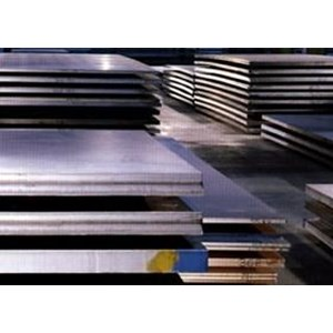 Plat Besi Hitam (Hot Rolled Steel Sheets)