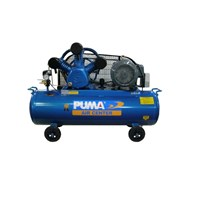 AIR COMPRESSORS PUMA SINGLE STAGE  FULLY AUTOMATIC 5 & 10 HP 1