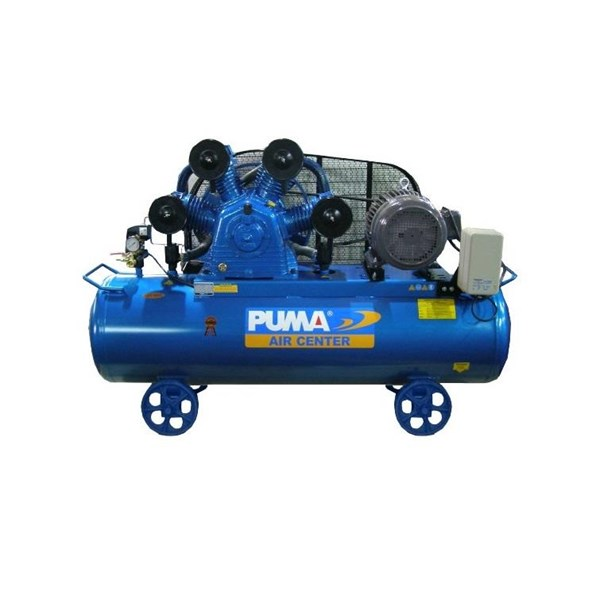 AIR COMPRESSORS PUMA SINGLE STAGE FULLY AUTOMATIC 15 HP