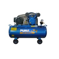 Jual AIR COMPRESSORS PUMA SINGLE STAGE SEMI AUTOMATIC 1-3 / 7 HP