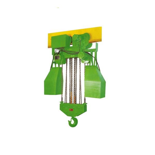 ELECTRIC CHAIN HOISTS FUTABA FHL - H C/W TROLLEY