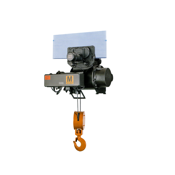 WIRE HOIST MITSUBISHI C/W TROLLEY TYPE M-M