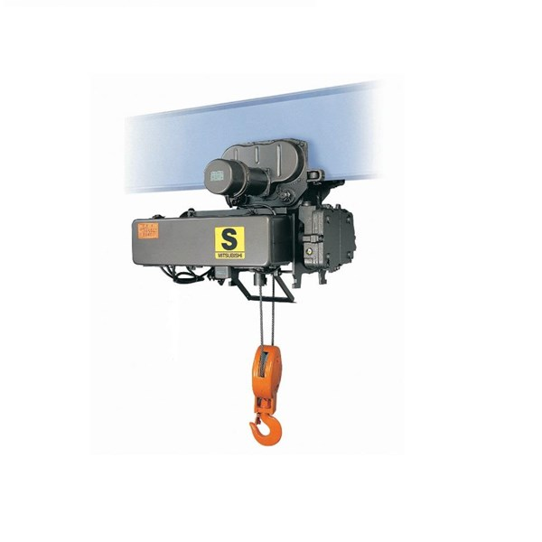 WIRE HOIST MITSUBISHI C/W TROLLEY