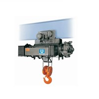 HU2 INVERTER WIRE HOIST MITSUBISHI C/W TROLLEY