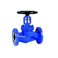Globe Valve Stainless Steel Bellow Seal