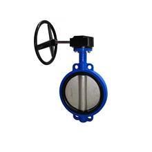 BUTTERFLY VALVE WAFER TYPE TONE
