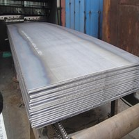 Plat Stainless ASTM A283 GR C