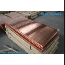 Plat Bronze Tembaga