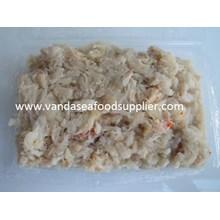 Daging Kepiting Putih