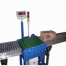 Timbangan Checkweigher Dengan Conveyor