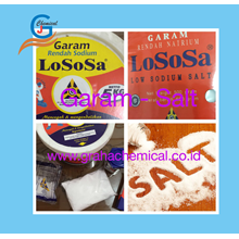 Salt - Garam LoSoSa Rendah Sodium