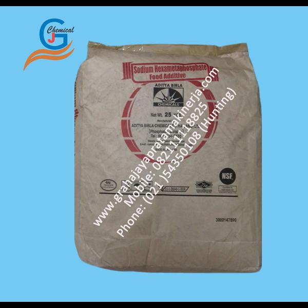 Sodium Hexametaphosphate Food Additive