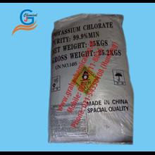 Potassium Chlorate 99.9% Ex China