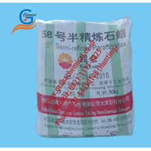 Paraffin Wax Semi - Kunlun China 58