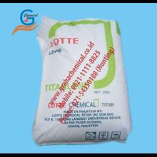 Low Density Polyethylene (LDPE) Titanlene Ex Lotte Chemical