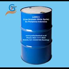 LAWS 5 (Low Aromatic White Sprite) Ex Pertamina Indonesia