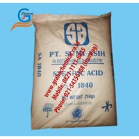 Stearic Acid 1840 Food Grade - Stearic Acid Halal 1
