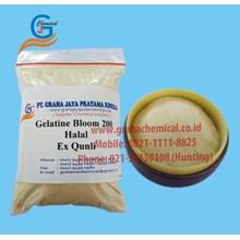 Gelatine Bloom 200 Halal - Ex Qunli