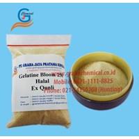 Gelatine Bloom 250 Halal - Ex Qunli 1